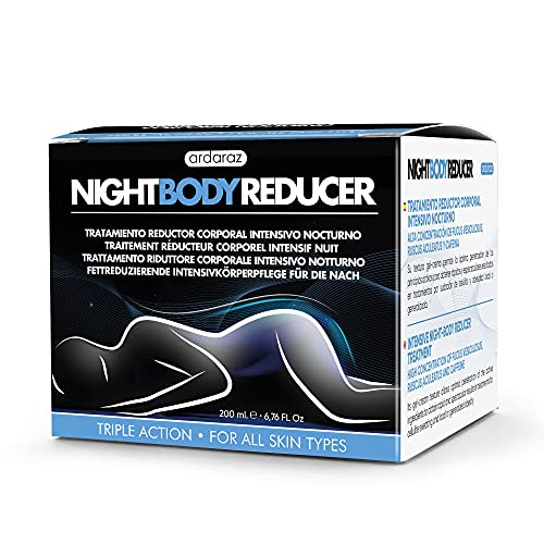 AARDARAZ. Crema notte rassodante intensiva anticellulite per pancia e fianchi. 200 ml.