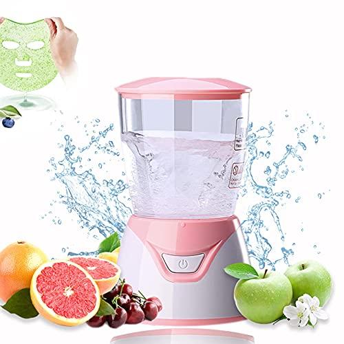 Macchina per Maschera Facciale, Maschera Viso Macchina Maker Trattamento Viso Natural Fruit Vegetable Mask Spa Cura Della Pelle Con Collagene Effervescenti