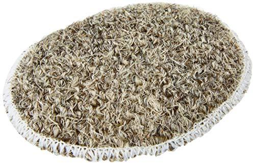 Magit - Spugna piccola in crine di cavallo, misura piccola, colore grigio