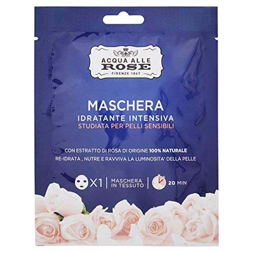 Acqua Alle Rose Maschere Idratante Intensiva - 25 ml