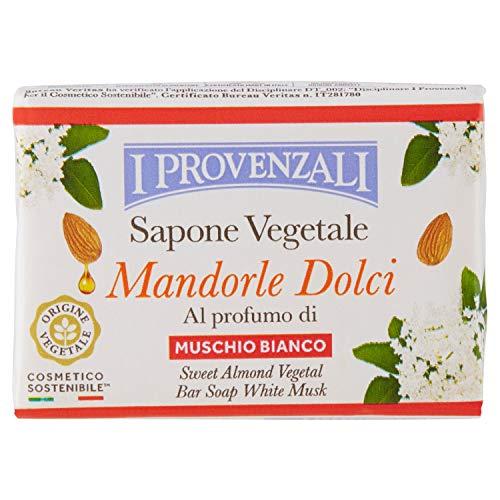 I Provenzali Sapone (1 pezzo, 100 ml), colore bianco