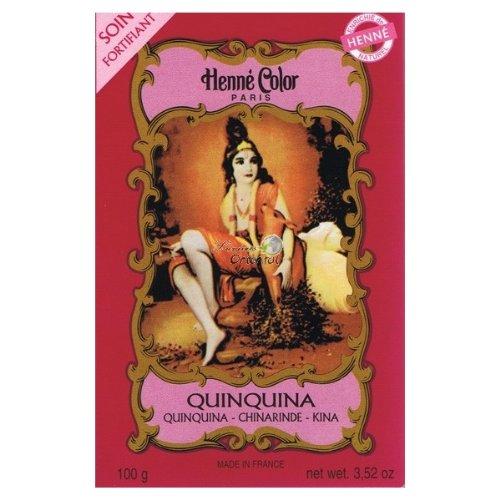 henné color: quinq uina (Chinarindenbaum–farblos) henné color (100G)