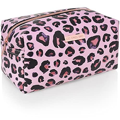 Lily England Borsetta Porta Trucchi - Pochette per Cosmetici da Viaggio, Borsa Toilette Donna o Beauty Case, Animali