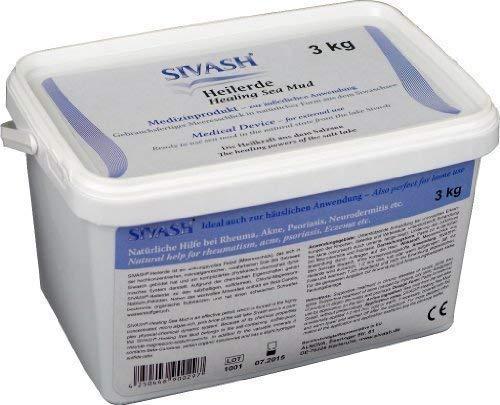Sivash Argilla Prodotto Medicale per Äußerliche Applicazione, Pronto All'Uso, 3kg