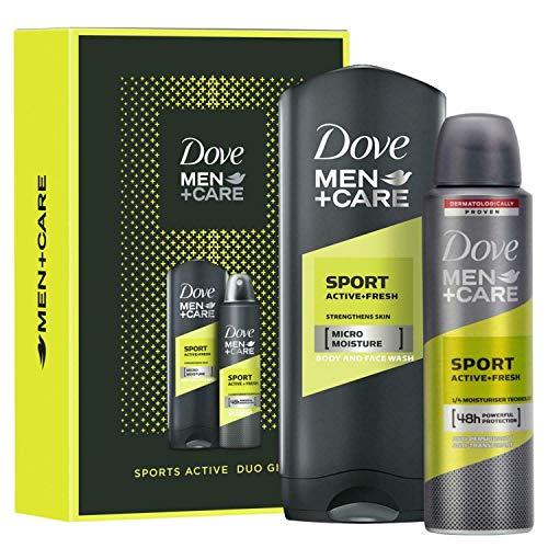 Dove Men+ Care Sport Active Duo Set 2 pz