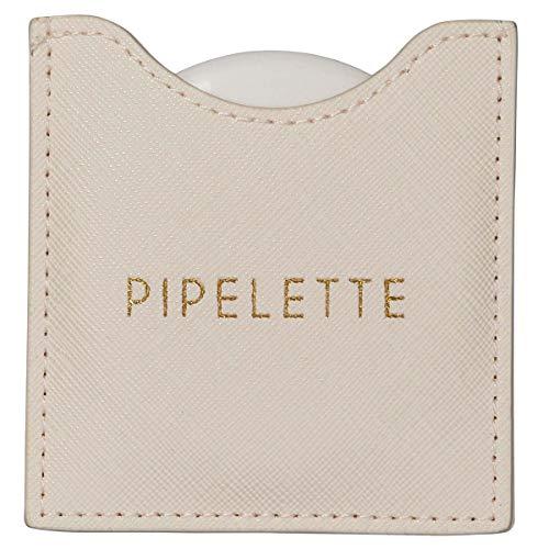DRAEGER PARIS 1886 Specchio tascabile, rotondo, da tascabile, ideale come regalo di compleanno, per tutte le occasioni, dimensioni: 8,5 x 8 cm