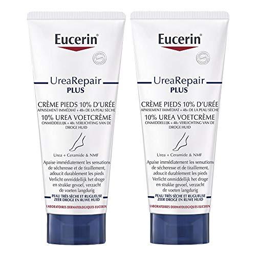 Eucerin Repair Foot Cream 10% Urea 2 x 100ml by Eucerin