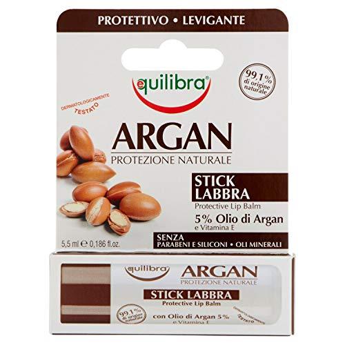 Equilibra Argan Stick Labbra, 5.5 ml