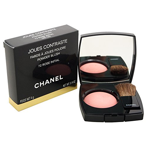 Chanel Joues Contraste, 72 Rose Initiale, Donna, 4 gr