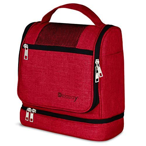 DELAWAY® Beauty case XXL da appendere – Beauty case in qualità premium