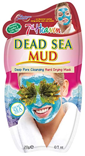 Montagne Jeunesse Dead Sea Anti Stress Mud Masque, 20 ml