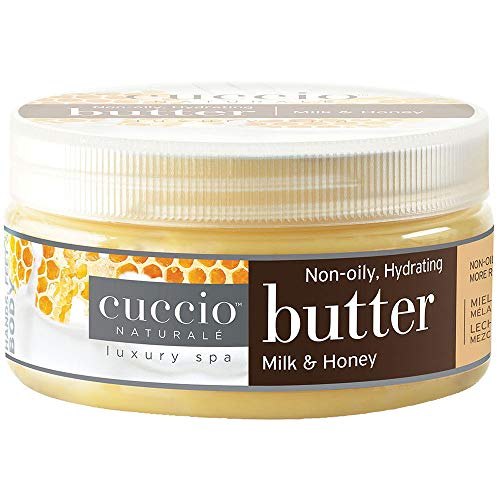 Cuccio Body Butter Milk and Honey 8 Oz by Cuccio