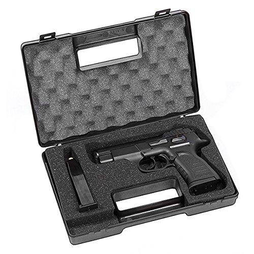 NEGRINI valigetta custodia rigida per pistola e revolver dim. 26.7x16.8x6cm