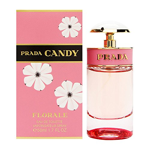 Prada Candy Floreale Eau de Toilette Spray 50 ml Donna - 50ml