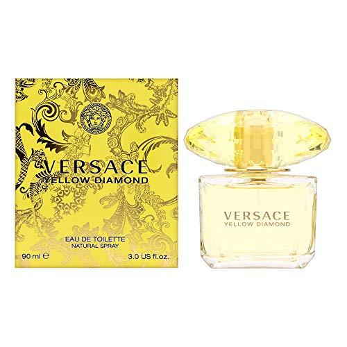 Versace Yellow Diamond Eau De Toilette, 90 ml