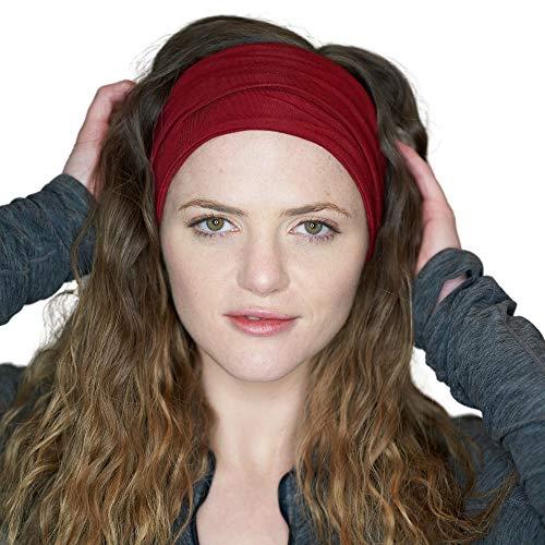 Red Dust Active Fascia Yoga per Testa - Ideale per Sport, Pilates, Esercizi e Viaggi
