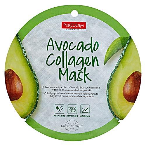 Purederm–avocado collagene maschera