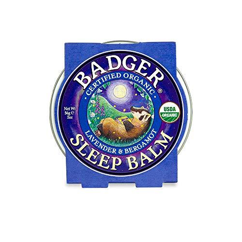 Badger Balm - Balsamo per il sonno, 56 g, confezione da 1
