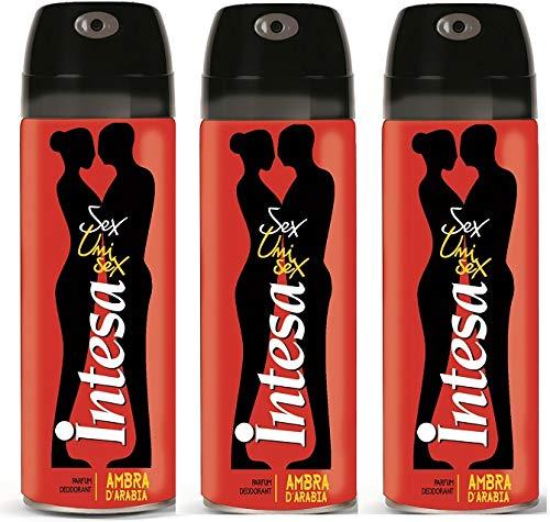 Intesa deodorante spray unisex Ambra D'Arabia Deodorante spray 125 ml