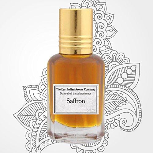Puro Olio Essenziale Naturale, Colore: Zafferano/Profumo. 10ml