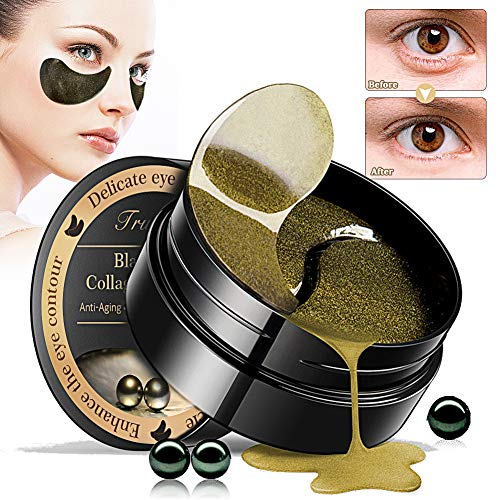 EyeMask, AntiOcchiaie, Tamponi Oculari, Maschera per gli occhi, il collagene maschera per gli occhi - Per le rughe, linee sottili, occhiaie e gonfiori Cura (30 coppie)