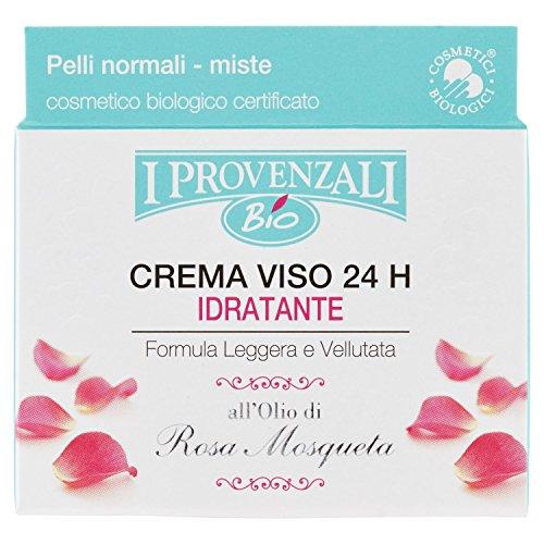 I Provenzali Crema Idratante Rosa Mosqueta 50 ml