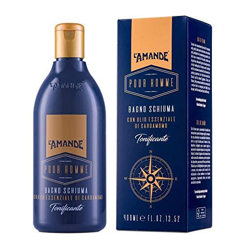L'Amande 38273 Pour Homme Bagno Schiuma Business - 400 ml
