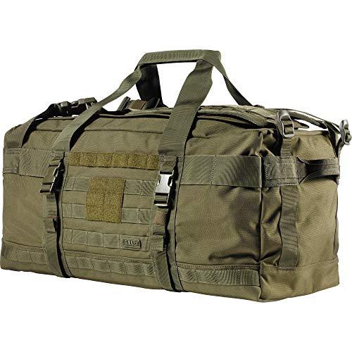 5.11 Tactical Rush Lbd Lima 5.11 Rush Lbd Lima Molle Tactical Duffel Bag Zaino, Stile 56294, Tac OD, Talco OD, Taglia Unica