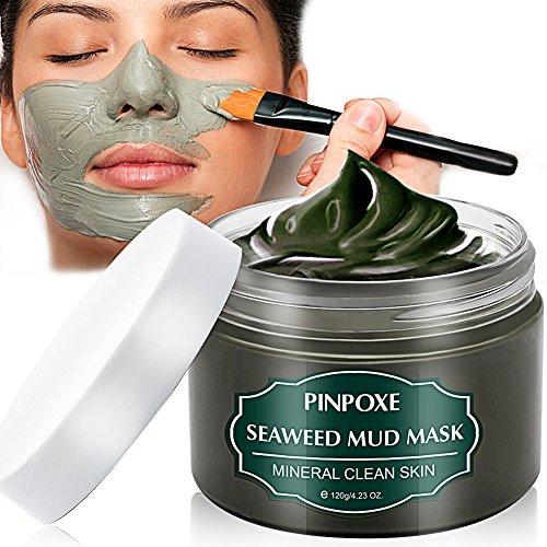 Peel off Maschera, Maschera di comedone, Blackhead Remover Mask, Maschera di fango del Mar Morto, per pulizia profonda della pelle, pulisce l'acne e i punti neri, riduce i pori e le rughe