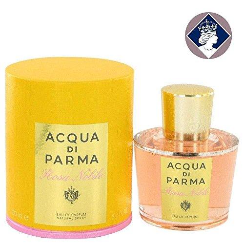 Acqua Di Parma Rosa Nobile 100ml/3.4oz Eau De Parfum Spray EDP Perfume for Women
