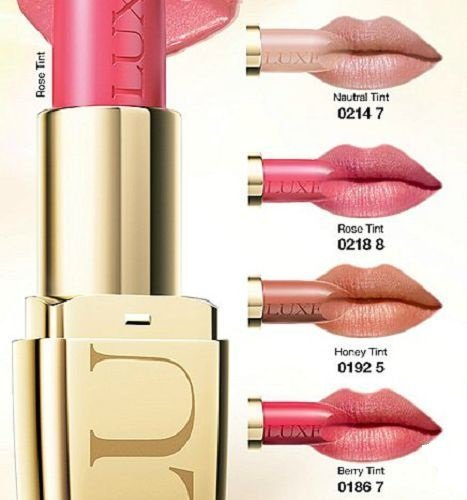 AVON LUXE - Rossetto con colori regolari, colore: rosa proiettile