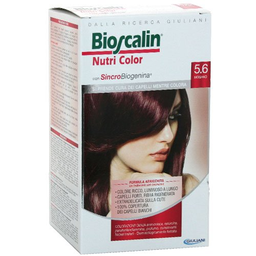 Bioscalin nutri color 5.6 mogano
