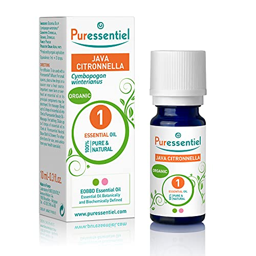 Puressentiel Citronella Java Bio - 10 ml