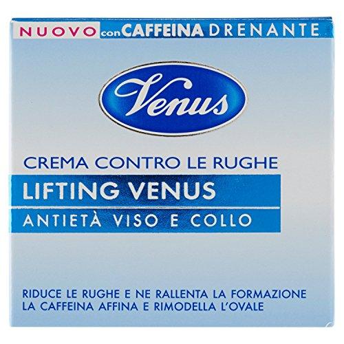 Kelemata Crema Contro le Rughe Lifting, Bianco - 50 ml