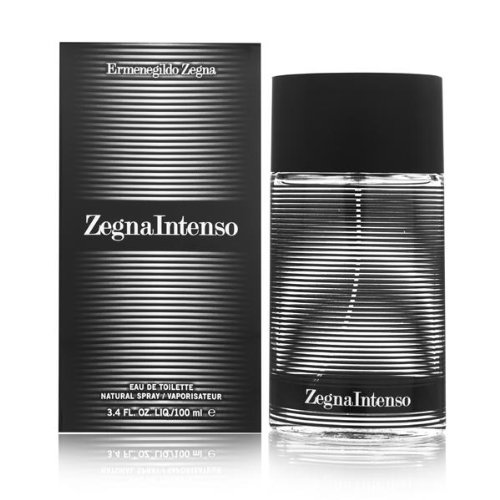 Ermenegildo Zegna, Intenso, Eau de Toilette da uomo con vaporizzatore, 100 ml