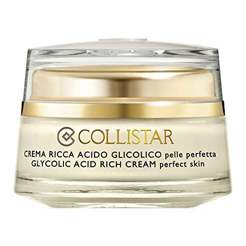 Collistar Crema Ricca Acido Glicolico pelle perfetta - 50 ml.