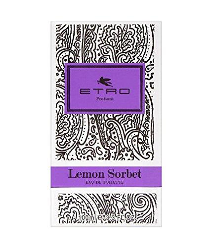 Etro Lemon Sorbet Eau de Toilette, Donna 100 ml
