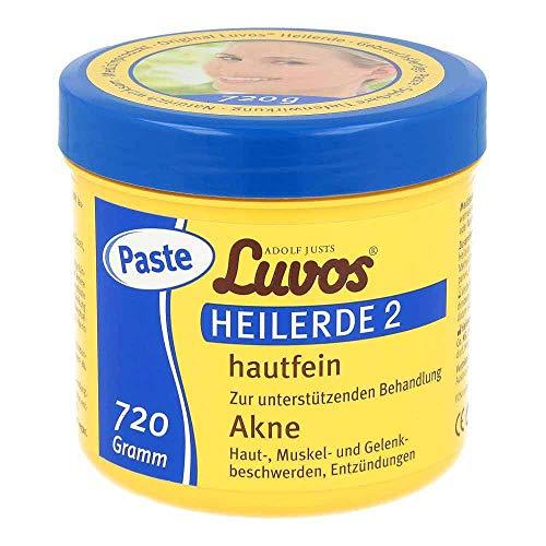 Luvos argilla curativa 2 finissima in pasta, 720 g