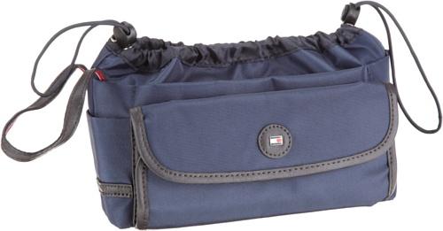 Tommy HilfigerGIFT Bag in Bag - Beauty Case Donna, Blu (Blu (Midnight 403)), 25x15x5 cm (B x H x T)