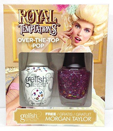 Morgan Taylor Gelish Duo Overthetop Pop - 30 ml