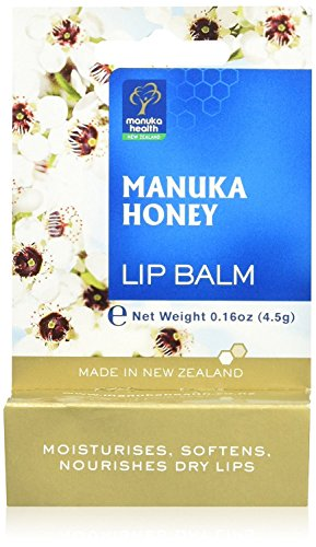 Manuka Health mgo250+ Honey Lip Balm, 5G