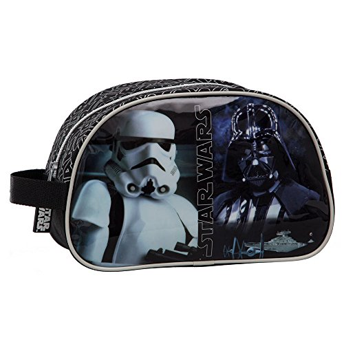 Star Wars 4234451 Beauty Case da Viaggio, Nero
