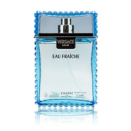 Versace Eau de Toilette da uomo Fraiche EDT 200 ml