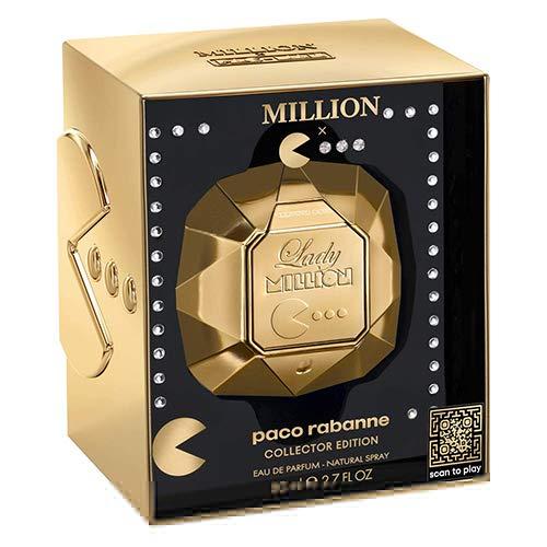 Paco Rabanne Lady Million Pacman Limited Edition Eau de Parfum, 80 ml