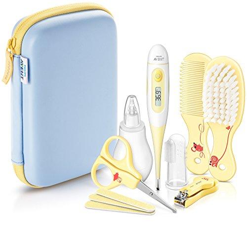 Philips Avent SCH400/30 Set Beauty BabyCare per la Cura del Bambino, dieci accessori, 2.0