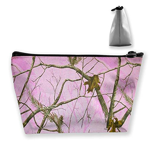 Pink Realtree Camo Travel Toiletry Bag for Women and Men
