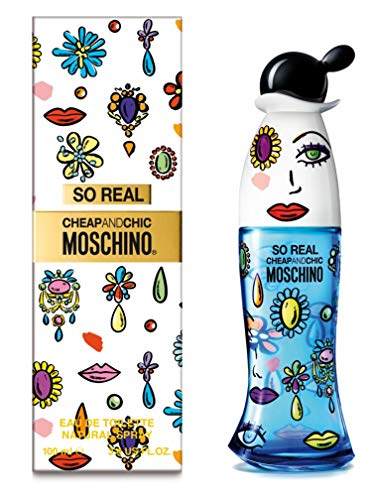 Moschino So Real Cheap&Chic Profumo - 100 ml