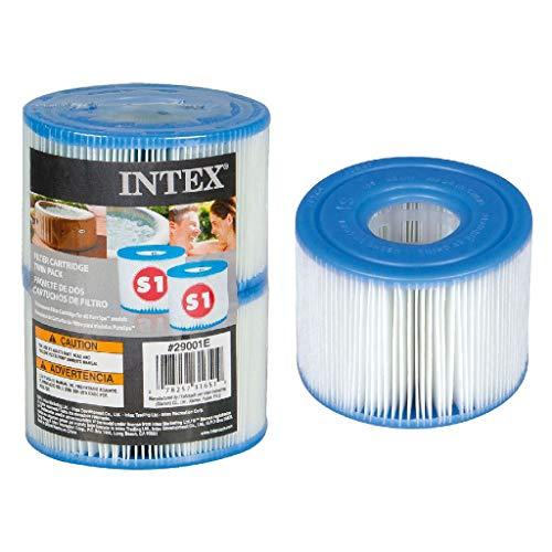 Intex Cartuccia per Spa, Bianco, 15.24x10.8x10.8 cm (pack of 2)