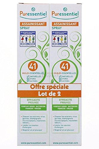 Puressentiel - Spray risanante ai 41oli essenziali-Set di 2