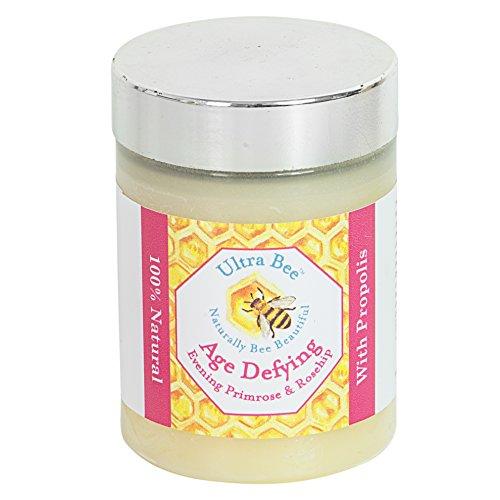 Crema idratante per il viso 100% naturale con primula della sera, cinorrodo e jojoba 100ml